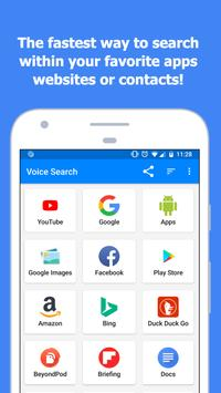 Voice Search poster