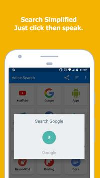 Voice Search screenshot 1