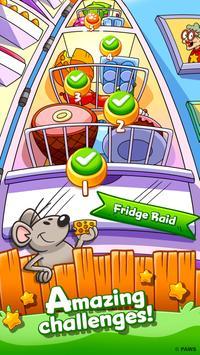 Garfield Snack Time screenshot 1