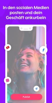 Promo: Marketing Video Maker Screenshot 4