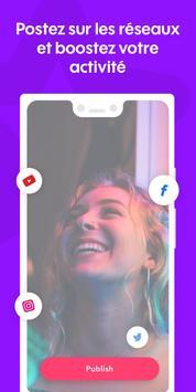 Promo: Créateur de vidéos capture d'écran 4