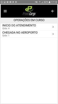 Pronto Cargo Comex screenshot 2