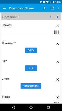 CWS Logistics screenshot 1