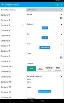 CWS Logistics screenshot 5