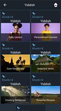 Learn Yiddish. Speak Yiddish. Study Yiddish. 海報