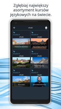 Naucz się 163 języków po polsku | Bluebird plakat
