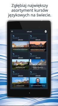 Naucz się 163 języków po polsku | Bluebird screenshot 8