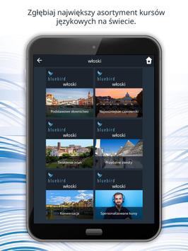 Naucz się 163 języków po polsku | Bluebird screenshot 16