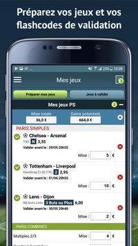 Pronosoft capture d'écran 3
