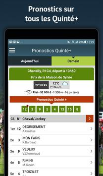 Pronosoft capture d'écran 5