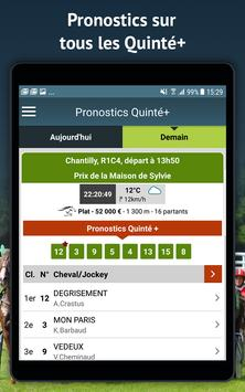 Pronosoft capture d'écran 11