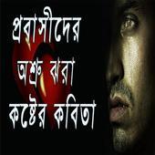 প্রবাসীদের অশ্রু ঝরা কষ্টের কবিতা icon