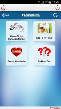 İzmir Ödemiş Devlet H. Mobil screenshot 10