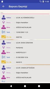 İzmir Ödemiş Devlet H. Mobil screenshot 5
