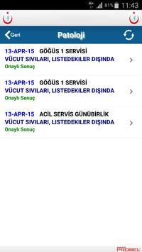 İzmir Ödemiş Devlet H. Mobil screenshot 8