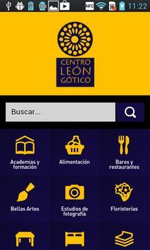 Centro León Gótico screenshot 1