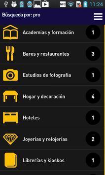 Centro León Gótico screenshot 2