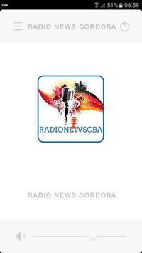 Radio News Cordoba poster