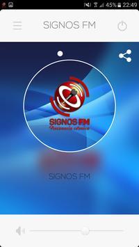 Signos FM poster