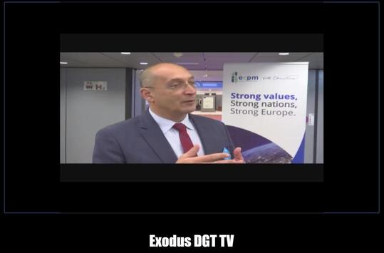 Exodus DGT TV screenshot 1