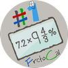 Fraction Calculator FractoCal : Fraction + Decimal ikona