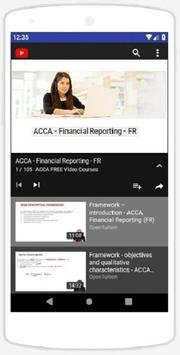 ACCA Financial Reporting FR Video Series poster