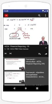 ACCA Financial Reporting FR Video Series screenshot 3