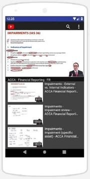 ACCA Financial Reporting FR Video Series screenshot 4