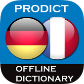 German - French dictionary icon