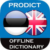 Estonian - English dictionary icon