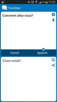 French - Spanish dictionary screenshot 6