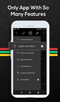 HueHello 2- Smart App For Philips Hue Smart Lights تصوير الشاشة 2
