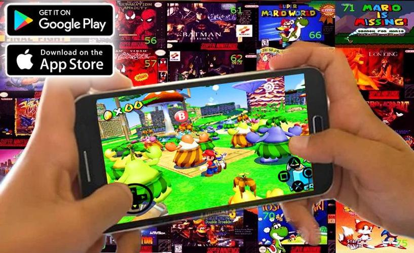 Gamecube Emulator PRO: Full Games for Android - APK Download