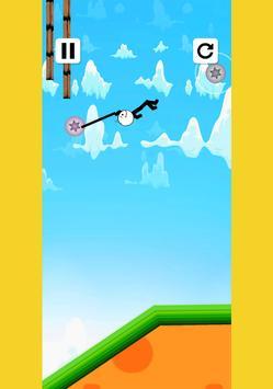 Stikman Star swingman screenshot 4