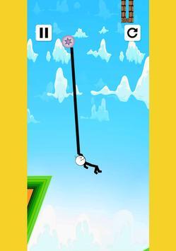 Stikman Star swingman screenshot 2