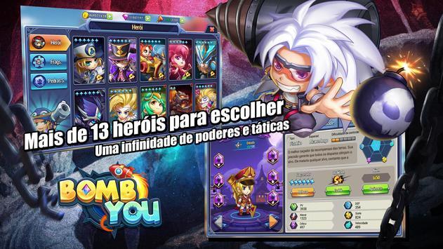 Bomb You - DDTank Legends Bang Bang imagem de tela 16