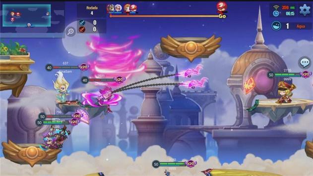 12 Schermata Bomb You - DDTank Legends Bang Bang