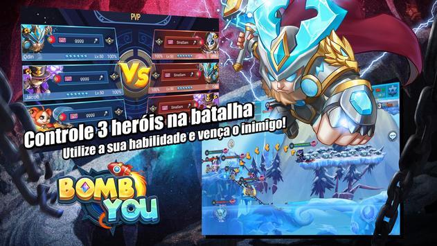 8 Schermata Bomb You - DDTank Legends Bang Bang