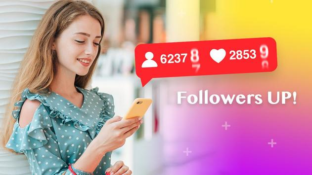 Get Followers & likes Expert for IG Profile poster