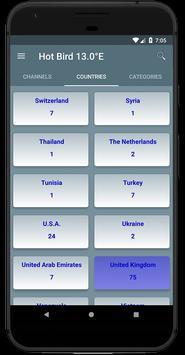 All Satellites Channels Frequencies - WikiSat screenshot 2