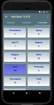 All Satellites Channels Frequencies - WikiSat screenshot 4