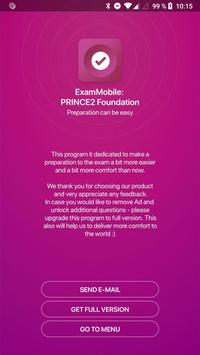 ExamMobile: PRINCE2 screenshot 4