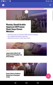 Finance News screenshot 4