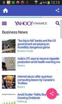 Finance News screenshot 5