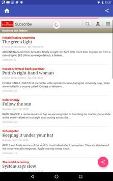 Finance News screenshot 9