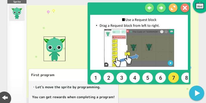 PROGRAMMING ZEMI【A programming educational app】 screenshot 6