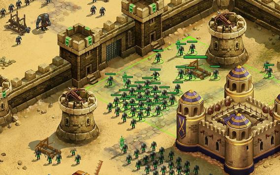 Throne Rush Ekran Görüntüsü 5