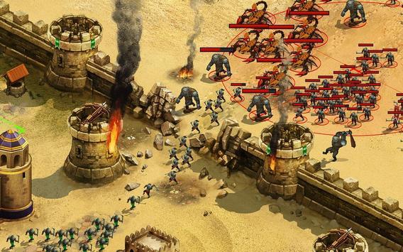 Throne Rush Ekran Görüntüsü 6