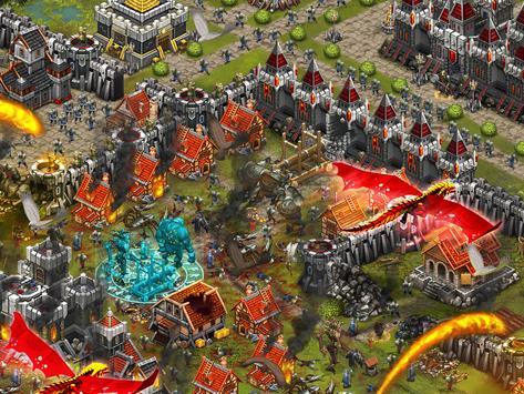 Throne Rush Ekran Görüntüsü 10