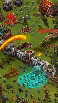 Throne Rush Ekran Görüntüsü 1